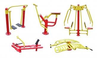 Sport-, Fitness és ügyességi eszközök